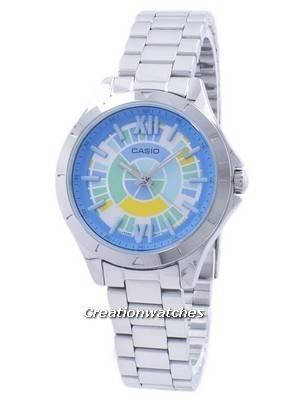 Casio Analog Quartz LTP-E129D-2A LTPE129D-2A Women\'s Watch
