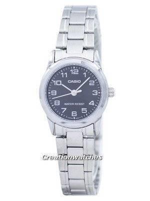 Casio Quartz LTP-V001D-1B LTPV001D-1B Women's Watch
