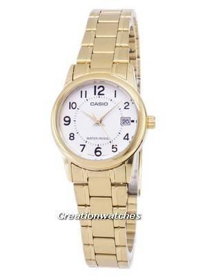 Casio Analog Quartz LTP-V002G-7B LTPV002G-7B Women's Watch