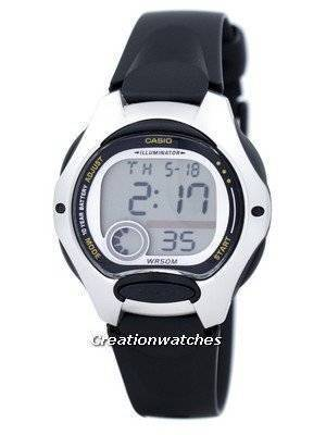 Casio Digital Sports Illuminator LW-200-1AVDF LW200-1AVDF Women's Watch