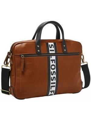 Fossil Haskell Brief MBG9508222 Men\'s Shoulder Bag