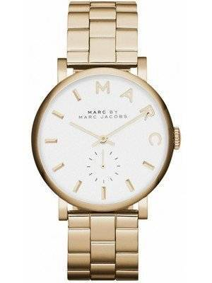 Marc By Marc Jacobs Baker White Dial MBM3243 Women\'s Watch