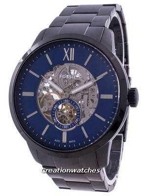 Fossil Townsman Skelton Automatic ME3182 Men\'s Watch