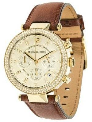 Michael Kors Chronograph Crystal MK2249 Women\'s Watch