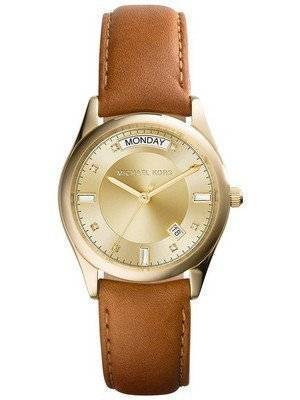 Michael Kors Colette Luggage Crystals MK2374 Women's Watch