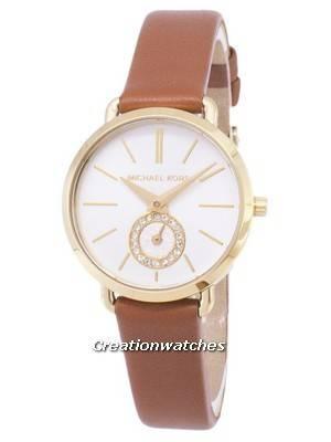 Michael Kors Quartz MK2734 Diamond Analog Women's Watch