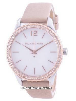 Michael Kors Layton Diamond Accents Quartz MK2910 Women\'s Watch