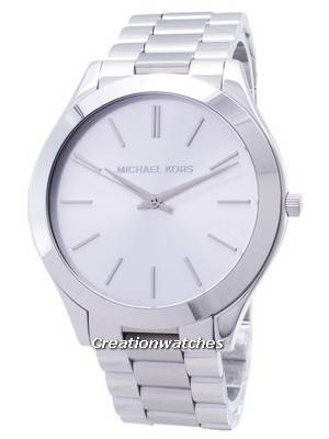 Michael Kors Runway Silver Dial MK3178 Women's Watch