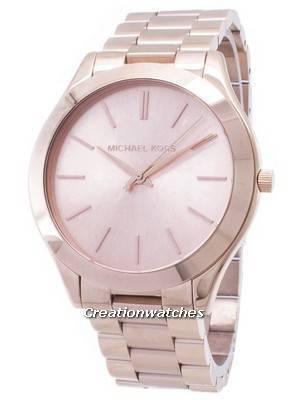 Michael Kors Runway Rose Gold Tone MK3197 Women\'s Watch
