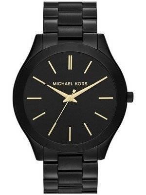 Michael Kors Slim Runway Black Dial MK3221 Women's Watch
