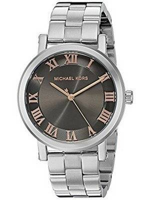 5058bca111500 Michael Kors is more than just a brand or a single product  one of their  many ventures is in wrist-wears. The Norie Quartz speaks about a way of  life with ...