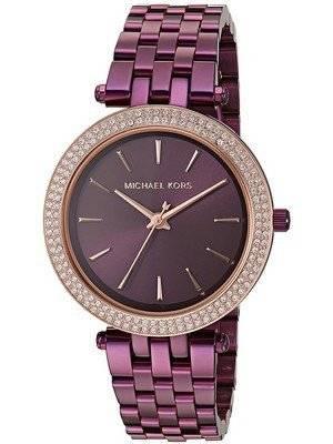 Michael Kors Mini Darci Pave Quartz MK3725 Women's Watch