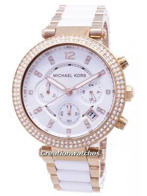 Michael Kors Parker Chronograph Crystals MK5774 Women's Watch