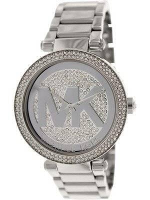 Michael Kors Parker Crystal Pave Dial MK5925 Women's Watch