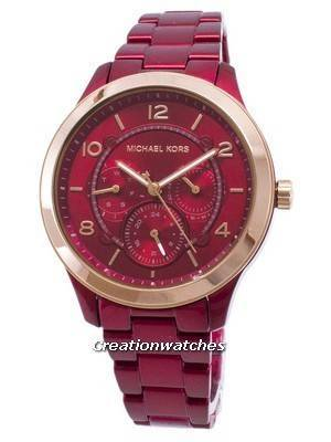 Michael Kors Runway MK6594 Chronograph Quartz Women's Watch