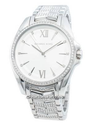 Michael Kors Whitney MK6687 Diamond Accents Quartz Women's Watch