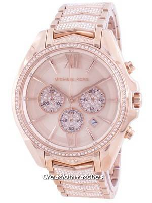 Michael Kors Whitney MK6730 Quartz Diamond Accents Women\'s Watch