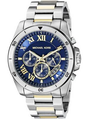 Michael Kors Brecken Quartz Chronograph MK8437 Men\'s Watch