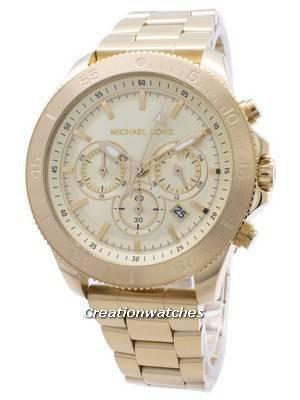 Michael Kors Theroux MK8663 Chronograph Quartz Analog Men's Watch