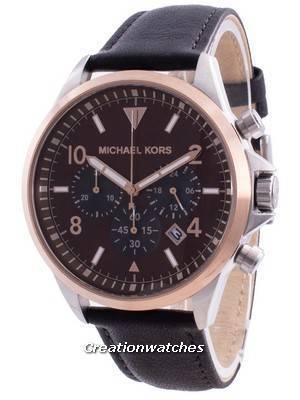 Michael Kors Gage Chronograph Quartz MK8786 100M Men\'s Watch