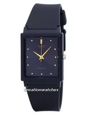 Casio Classic Quartz Analog Black Dial Rectangular MQ-38-1ADF MQ38-1ADF Men's Watch
