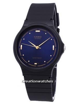 Casio Quartz Enticer Analog Blue Dial MQ-76-2ALDF MQ-76-2AL Men's Watch
