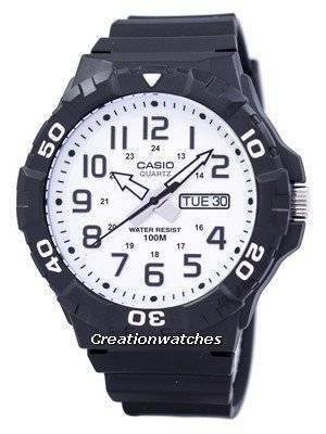 Casio Quartz Analog MRW-210H-7AV MRW210H-7AV Men\'s Watch