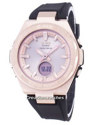 Casio Baby-G MSG-S200G-1A Tough Solar Analog Digital Women's Watch