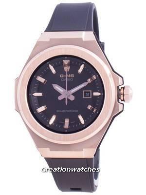 Casio Baby-G Black Dial Solar MSG-S500G-1A MSGS500G-1A 100M Women\'s Watch