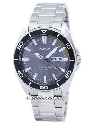 Casio Analog Quartz MTD-120D-8AVDF MTD120D-8AVDF Men's Watch