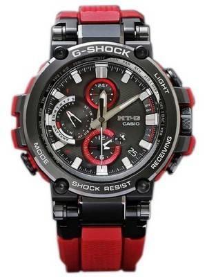 Casio G-Shock MTG-B1000B-1A4JF MT-G Bluetooth® Radio Controlled 200M Men's Watch