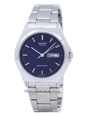 Casio Quartz Analog MTP-1240D-2A MTP1240D-2A Men's Watch