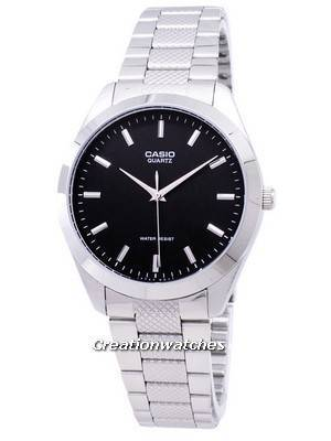 Casio Analog Quartz MTP-1274D-1ADF MTP-1274D-1A Men\'s Watch