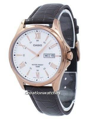 Casio Enticer Analog Quartz MTP-1384L-7AV MTP1384L-7AV Men's Watch