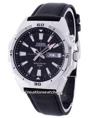 Casio Illuminator Analog Quartz MTP-E203L-1AV MTPE203L-1AV Men's Watch