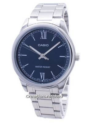 Casio Timepieces MTP-V005D-2B1 MTPV005D-2B1 Quartz Analog Men's Watch