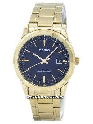 Casio Solar Analog MTP-VS01G-2ADF MTPVS01G-2ADF Men's Watch