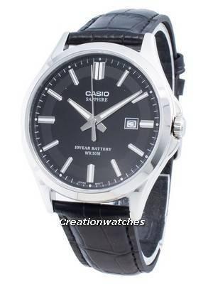 Casio Enticer MTS-100L-1AV Quartz Men's Watch