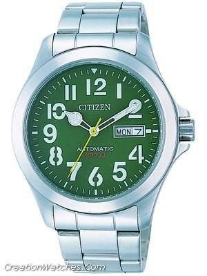 Citizen OXY Military Automatic NH7350-54X