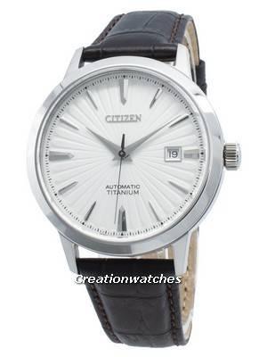 Citizen Automatic NJ2180-11A Titanium Men\'s Watch