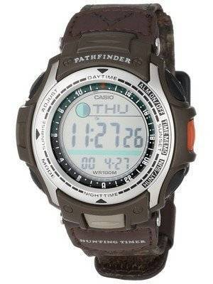 Casio Pathfinder Moon Phase Hunting Timer PAS410B-5V Men\'s Watch
