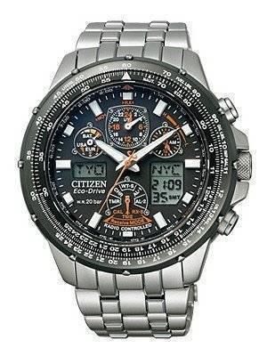 Citizen Promaster Skyhawk Titanium PMV65-2241 PMV65 Men's Watch