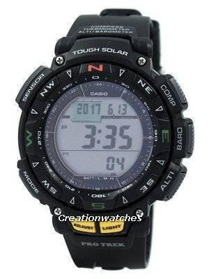 Casio Protrek Triple Sensor PRG-240-1DR PRG240-1DR Watch