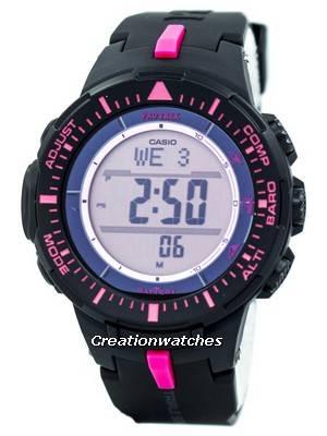 Casio Protrek Triple Sensor Tough Solar PRG-300-1A4 PRG300-1A4 Watch