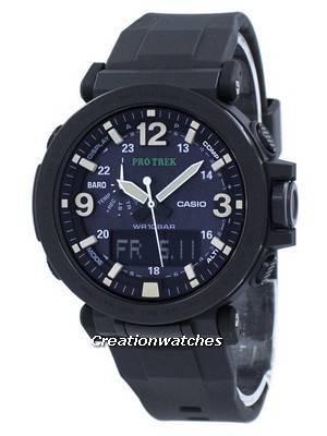 Casio ProTrek Triple Sensor Tough Solar PRG-600Y-1 PRG600Y-1 Watch