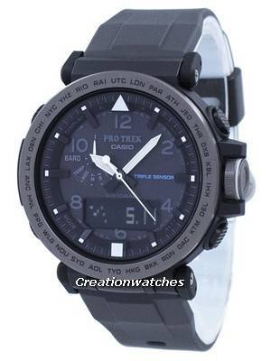 Casio ProTrek Triple Sensor Tough Solar PRG-650Y-1 PRG650Y-1 Watch