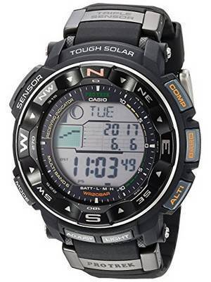 Casio Protrek Solar Atomic PRW-2500-1 Mens Watch