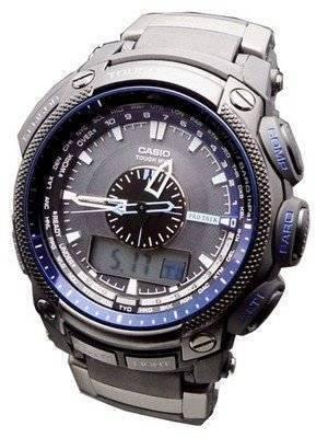 Casio ProTrek Black Blue Series PRW-5000Y-1JF Watch