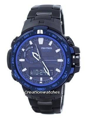 Casio Protrek Pointer Series Tough Solar Triple Sensor PRW-6000SYT-1 PRW6000SYT-1 Men's Watch