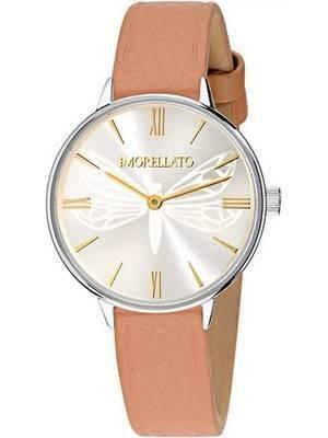 Relógio feminino Morellato Ninfa Silver Dial Quartz R0151141502
